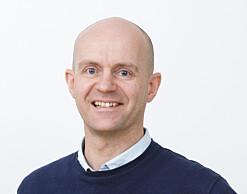 Espen Munkvik. Foto: SIT