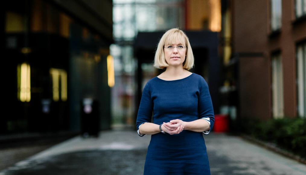 Direktør Åse Wetås i Språkrådet. Foto: Språkrådet