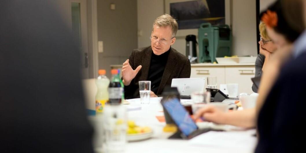 Forslaget fra rektor Curt Rice rundt fakultetsstyrer til dagens styremøte er ikke bra nok, skriver forsker ved NIBR, Einar Braaten. Foto: Skjalg Bøhmer Vold
