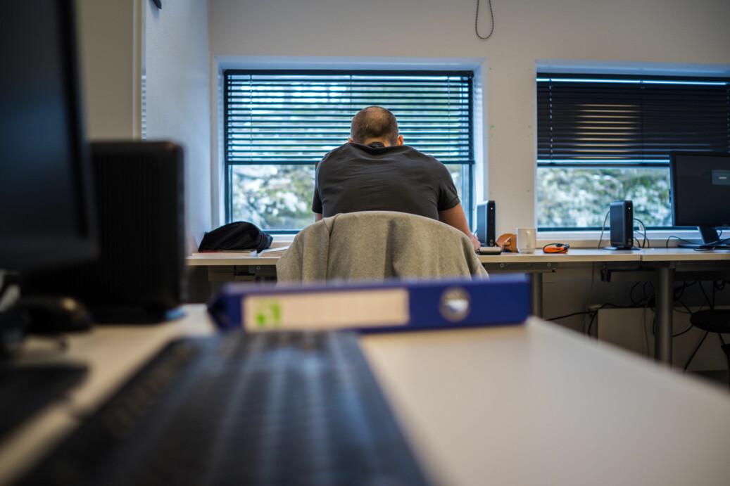 Rune har måttet betale for å få tilrettelagt eksamen i fengsel. Foto: David Engmo