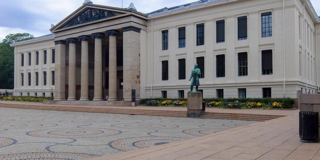 Det juridiske fakultet ved Universitetet i Oslo har den siste tiden hatt en større konflikt gående mellom studenter og forelesere. Foto: Victoriano Javier Tornel García/Flickr (CC BY-SA 2.0)