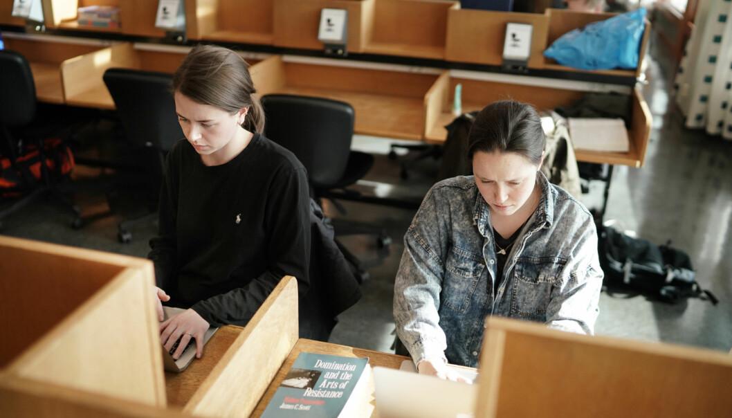 Studentene vil tilbake på campus, viser studentundersøkelsen ved Universitetet i Oslo.