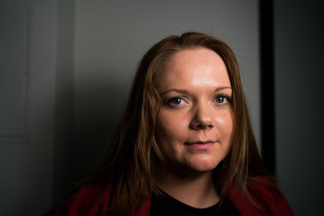 Ida Austgulen er kandidat til ledervervet i Norsk studentorganisasjon. Foto: David Engmo