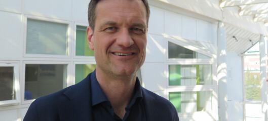 Fossland blir direktør på UiT