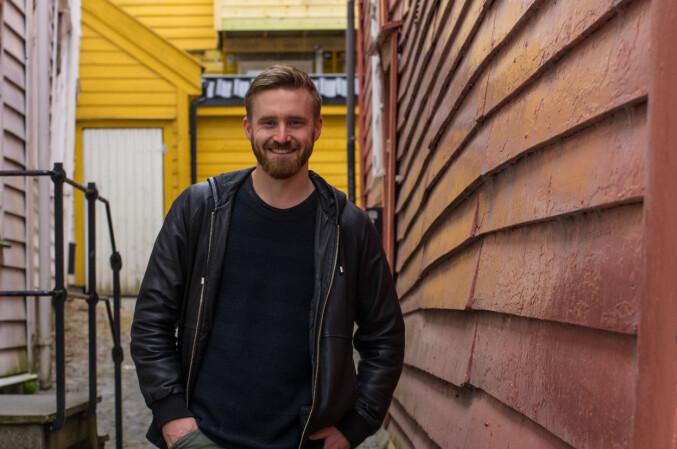 Nestlederkandidat Eigil Hole Lønning. Foto: Kristian Blystad Houge