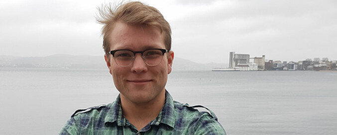 David Valen Aadland vil bli velferds- og likestillingsansvarlig i NSO.