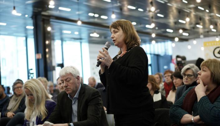 Nina Kristiansen er redaktør i forskning.no og styremedlem i På Høyden. Foto: Ketil Blom Haugstulen