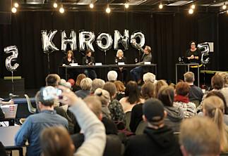 Khrono-rekord for 5.år på rad