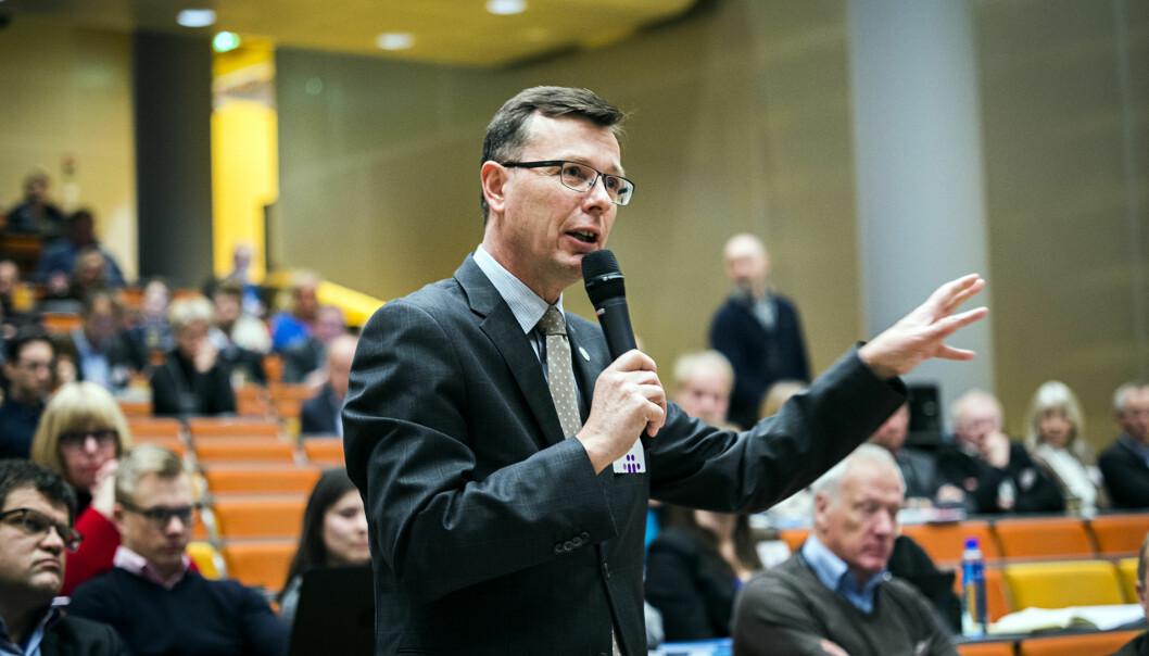 Kritikere går til angrep på UiBs samarbeid med Konfutse-instituttet uten å ha satt seg inn i avtalene, skriver UiB-rektor Dag Rune Olsen. Foto: Cicilie S. Andersen