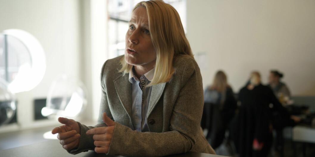 Marianne Synnes, Høyre. Foto: Ketil Blom Haugstulen