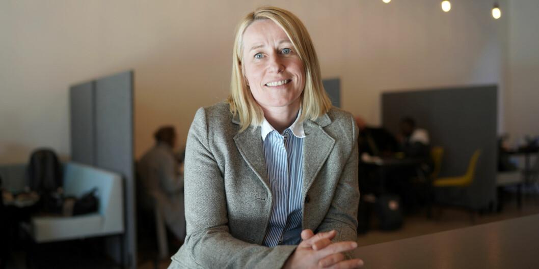 Stortingsrepresentant for Høyre, Marianne Synnes. Foto: Ketil Blom Haugstulen