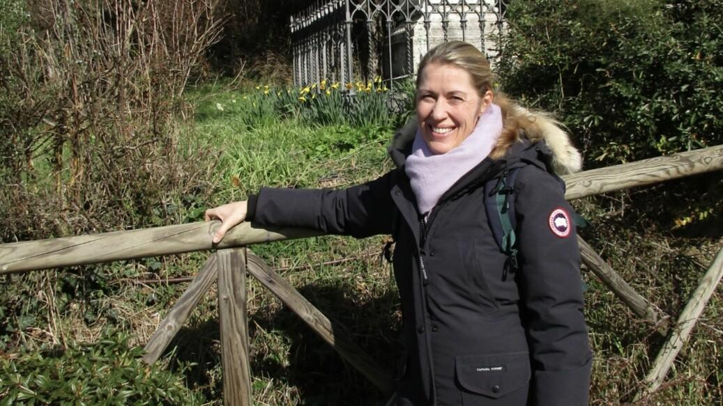 Tidligere ansatt på Universitetet i Oslo, Birgitte Moesgaard Henriksen, får erstatning fra Statens pensjonskasse. Foto: Privat
