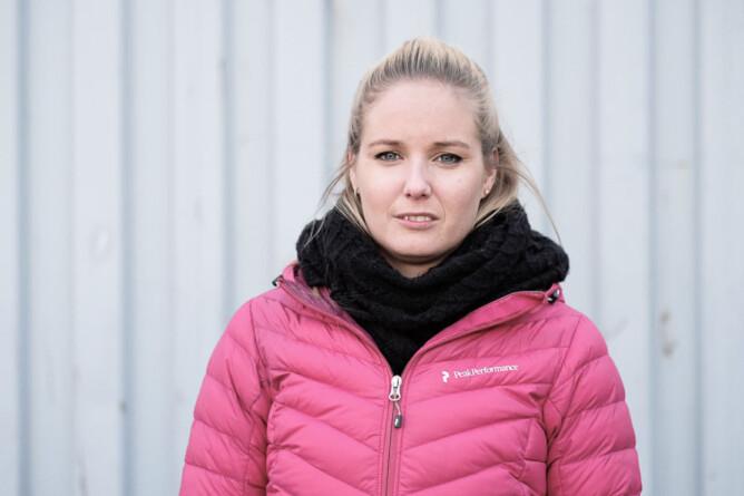 Aurora Brende prioriterer jobberfaring fremfor å få fullt stipend. Hun håpet det ville øke sjansene til å få jobb etter hun gikk ut av Politihøgskolen.