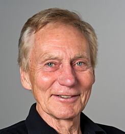 Peter Kierulf. Foto: UiO