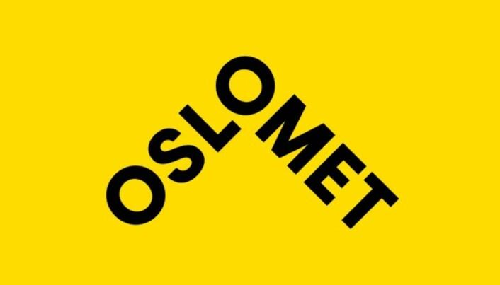 Den nye logoen til OsloMet — storbyuniversitetet.