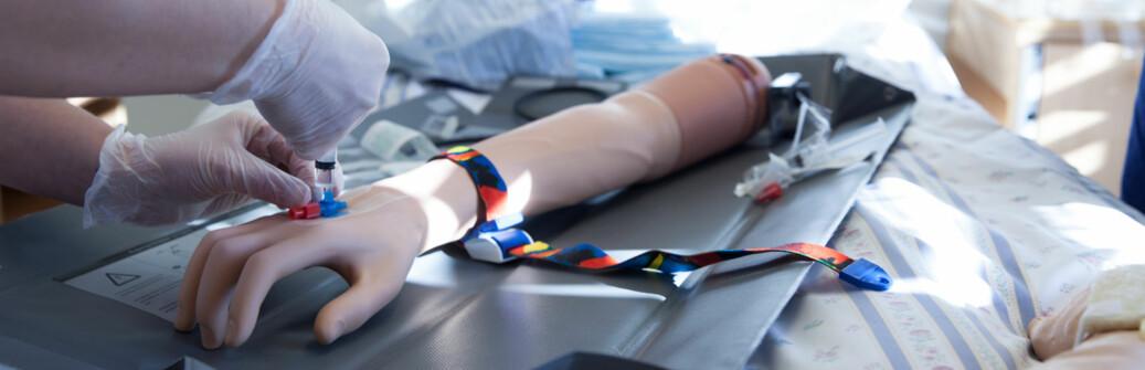 Nye retningslinjer for helse- og sosialfagutdanningene er under arbeid, men flere er bekymret for prosessen. Illustrajsonsfoto: Mina Ræge