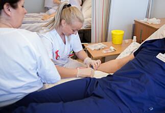 Er sykepleiermangelen i kommunene reell?
