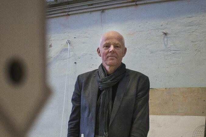 Rektor Ole Gustavsen ved Arkitektur- og designhøgskolen i Oslo er igang med å få til studentombudsordning. Foto: Siri Øverland Eriksen