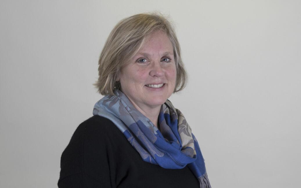 Sarah J. Paulson kommer fra stillingen som dekan ved Fakultet for lærerutdanning og kunst- og kulturfag ved Nord universitet. Foto: Nord universitet
