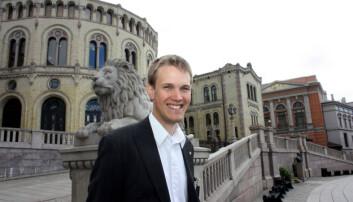 Torstein Tvedt Solberg (Ap)