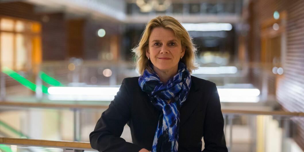 Professor Hilde C.Bjørnland er blitt prorektor for forskning og fagressurser ved Handelshøyskolen BI. Foto: BI