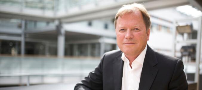 Rektor Inge Jan Henjesand på BI. Foto: BI