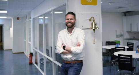 Simula og OsloMet med ny garasje for innovative studenter og forskere