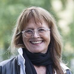 Karin Julsrud, dekan på Filmskolen. Foto: INN