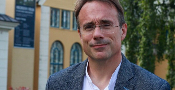 Rektor Roppen eneste kandidat i rektorvalget i Volda