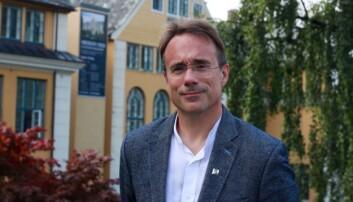 Johann Roppen, rektor og styreleiar ved Høgskulen i Volda. Foto: HiVolda