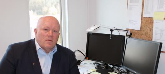 Seks vil bli rektor i Innlandet