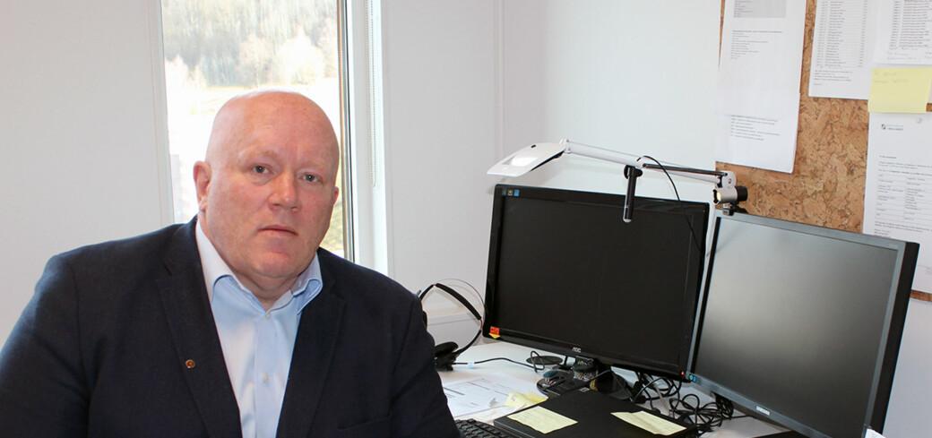 Påtroppende rektor ved Høgskolen i Innlandet, Peer Jacob Svenkerud, utsetter en ny universitetssøknad til høsten.