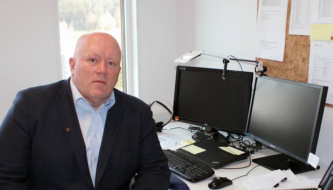 Dekan ved Fakultet for økonomi- og samfunnsvitenskap, Peer Jacob Svenkerud, overtar jobben som rektor på Høgskolen i Innlandet 1. mai 2021.