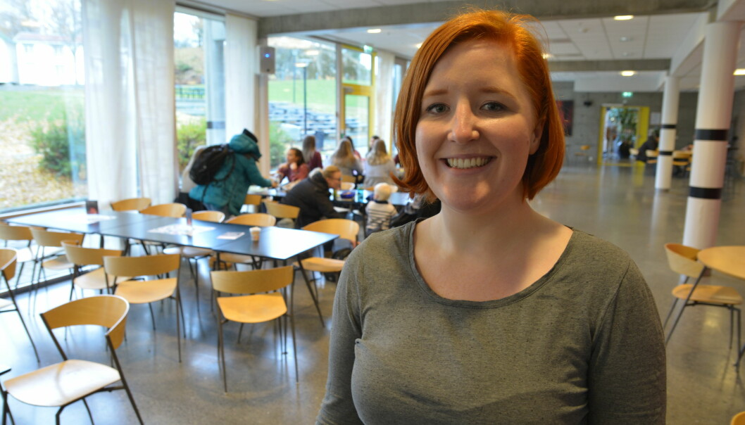 Solveig Marie Fleischer skal bruke det neste året på å bygge organisasjon. Foto: Bjørnar Leknes/Nord