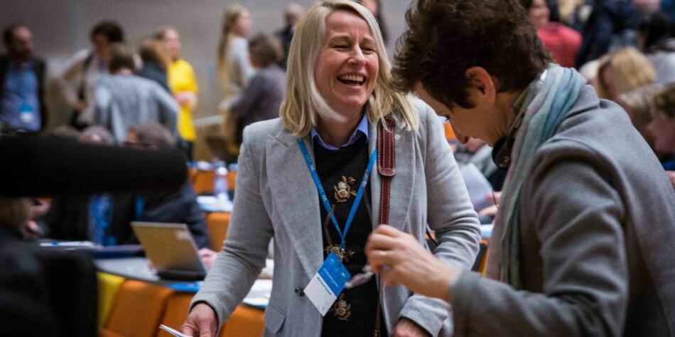 Marianne Synnes (H) forsvarer forslag til endring i studiestipendordningen og mener det vil belønne flere enn det vil straffe.