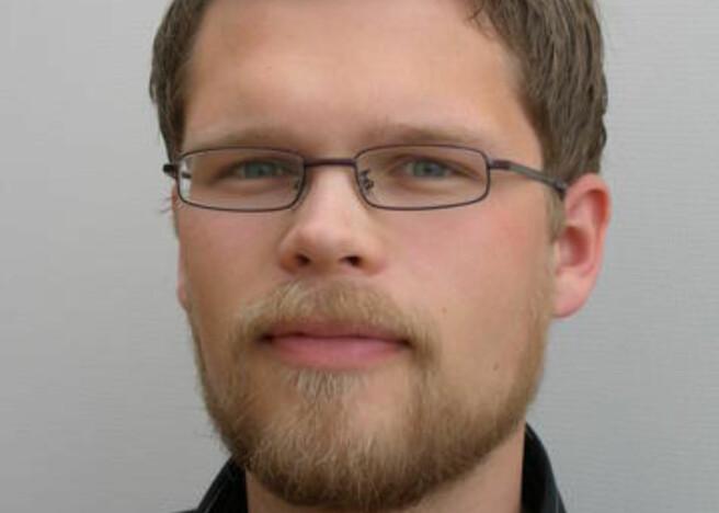 Studiedekan Halvard Fredriksen, Universitetet i Bregen. Foto: UiB