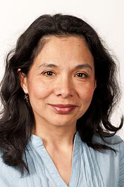 Jemima Garcia-Godos. Foto: Tron Trondal / UiO