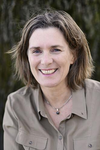 Professor Anne Waldrop. Foto: Sonja Balci / OsloMet
