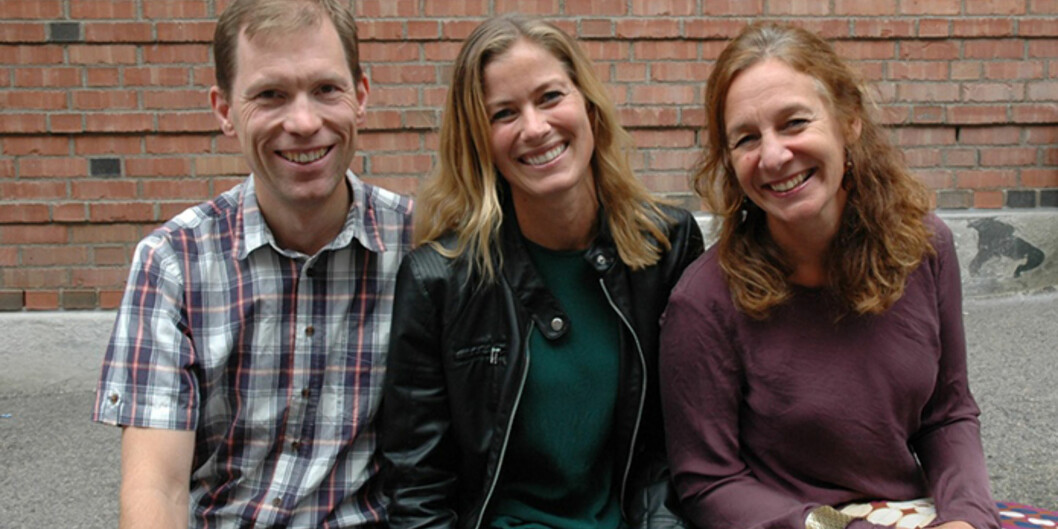 Nanna Paaske er en av OsloMet-underviserne som har utviklet undervisningsopplegget, sammen med kollegaene Aina Hammer og Gunnar Haaland. Foto: Kari Aamli/OsloMet