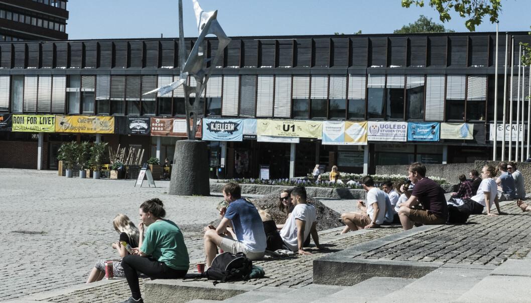 Mens talet på studentar har auka heilt fram til i år, har ein del institusjonar allereie i fleire år merka ein nedgang i studentar som har møtt fram for å studere. Foto: Fanny Bu