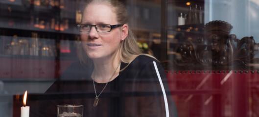 Hun var rusmisbruker i 18 år - nå er Rikke student ved OsloMet