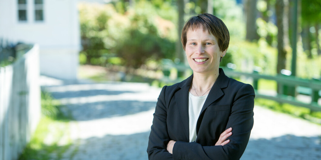 Prorektor for utdanning på Norges Handelshøyskole (NHH), Linda Nøstbakken. Foto Eivind Senneset/NHH