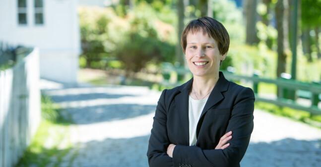 Prorektor NHH, Linda Nøstbakken. Foto Eivind Senneset/NHH