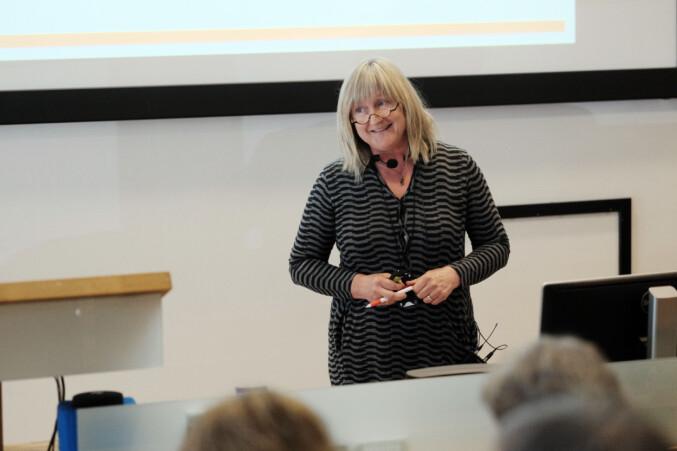 Grethe Haaland er leder for det nye kompetansesenteret for yrkesfag.