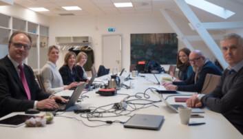 Arbeidsgruppe mot seksuell trakassering og mobbing i akademia