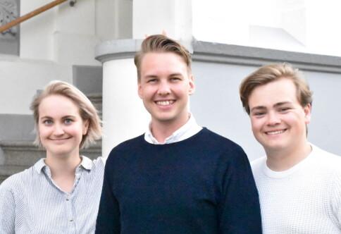 Klæboe ny studentleder på UiB