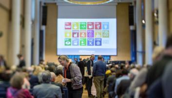 Bærekraftsmålene som endringskraft for universitetene