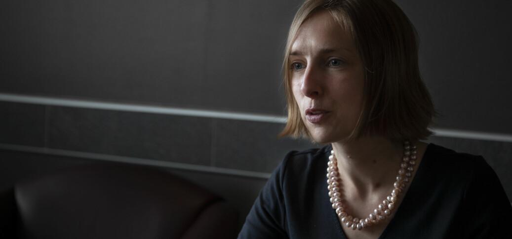 På et seminar om seksuell trakassering i akademia nylig, etterlyste statsråd Iselin Nybø klare reaksjoner mot dem som trakasserer. Siste fire måneder er det meldt inn 12 nye saker. Foto: Alf Ove Hansen