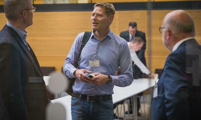 — Antall studenter per faglig ansatt er en av mange interessante indikatorer som kan brukes for å belyse undervisningskvalitet, mener NIFU-direktør, Sveinung Skule. Foto: Siri Ø. Eriksen