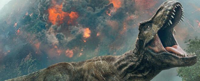 Fra siste Jurassic Park-film. Foto: Universal (UIP)